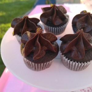 Kahlua Chocolate Cupcakes